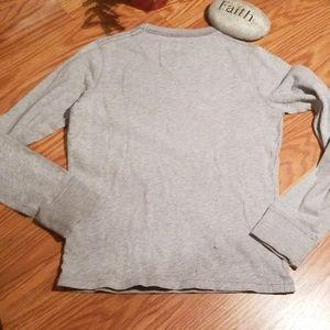 abercrombie kids Shirts & Tops - Abercrombie kids grey shirt small